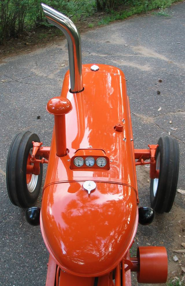 Tom S 1956 Allis Chalmers Wd45 Diesel Final Assembly